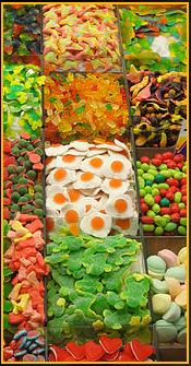 Soirées FUN Perpignan : candy bar